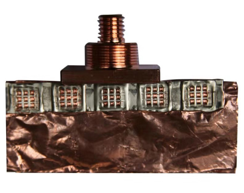 超声波金属焊接机-金属铜片焊接